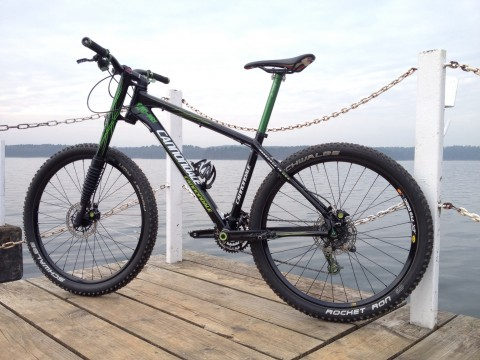 Cannondale Flash Hardtail Cross Country & Marathon