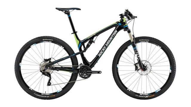 Rocky Mountain Element 950 RSL Full Suspension Marathon/ Cross Country