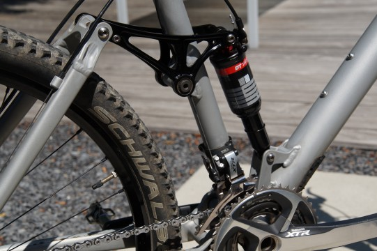 CustTech Superlight FS Full Suspension Marathon/ Cross Country