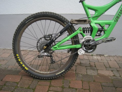 Specialized Demo 7 II Full Suspension Downhill/ Gravity