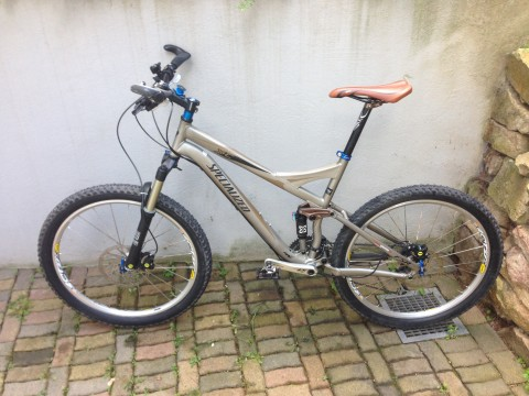 Specialized Fsr Xc Expert Full Suspension Tour/ All Mountain