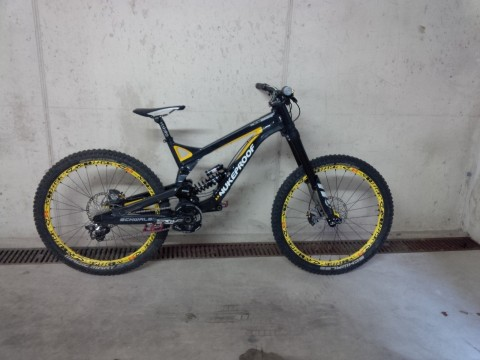Nukeproof Pulse 2014 Full Suspension Downhill/ Gravity