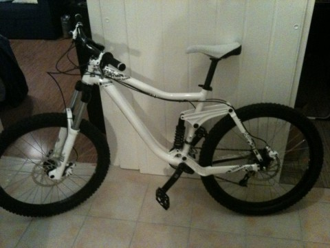 Kona Stinky TL Full Suspension Enduro/ Freeride