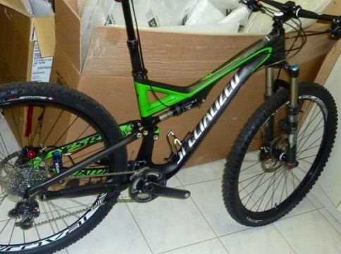 Specialized Stumpjumper FSR Expert Carbon 29 Full Suspension Tour/ All Mountain