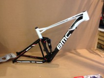 BMC Fourstroke Rahmen Mountainbike Full Suspension