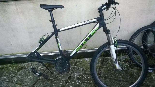 Bulls Wildtail Rahmen Mountainbike Hardtail