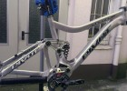 Pivot Cycles Phoenix DH & Rock Shox Vivid R2C Dämpfer Rahmen Mountainbike Full Suspension