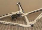 Rocky Mountain Altitude 750 Rahmen Mountainbike Full Suspension