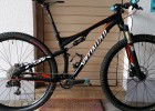 Specialized Epic Comp FSR Rahmen Mountainbike Full Suspension