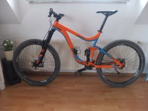 Giant Reign 2016 Rahmen Mountainbike Full Suspension