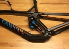 Canyon Strive Rahmen Mountainbike Full Suspension