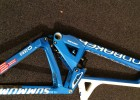 Mondraker Summum Pro Team 650B Rahmen Mountainbike Full Suspension