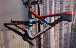 "Specialized SWORKS Enduro 29"" (2015) Größe L Rahmen Mountainbike Full Suspension"