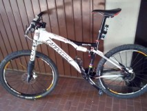 CANNONDALE SCALPEL Carbon Rahmen Mountainbike Full Suspension