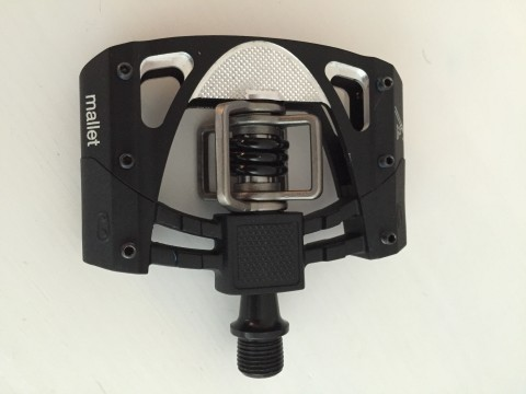 Crankbrothers Mallet 3 Klickpedale Mountainbike