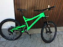 Propain TYEE Rahmen Mountainbike Full Suspension