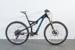 Specialized Specialized Stumpjumper FSR Expert Carbon EVO 29 Rahmen Mountainbike Full Suspension