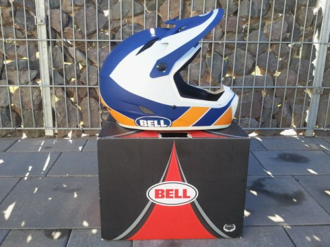 Bell DROP Helme Mountainbike Full Face Helm