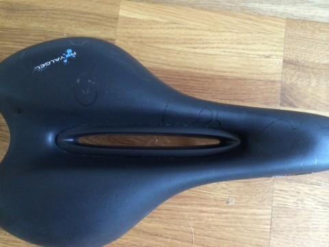Selle Royal Ellipse Sattel Mountainbike