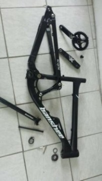 Banshee Scythe Rahmen Mountainbike Full Suspension